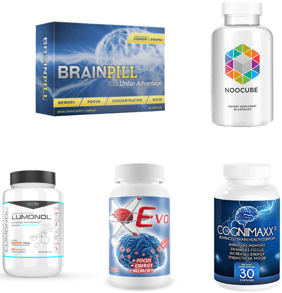 Best Brain Supplements Review 2019  All You Need to Know!